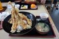 深海魚天丼1150円