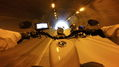 西伊豆ツー:伊豆縦貫道トンネル
