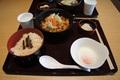軍鶏鍋定食 1500円